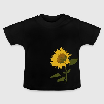 sunflower - Baby T-Shirt