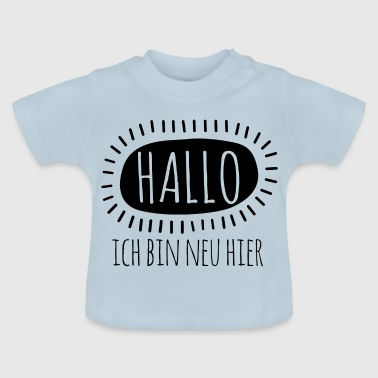 The new - Baby T-Shirt