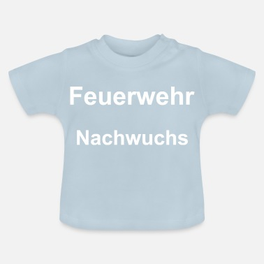 Junior brandweerman junior - Baby T-shirt