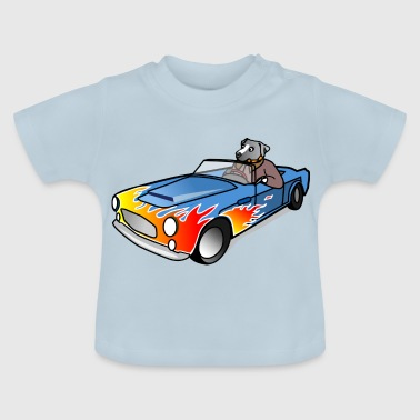 Cabriolet - Baby T-shirt