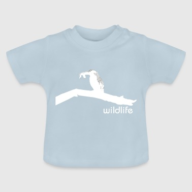Wildlife Conservation Wildlife - conservation - gift idea - Baby T-Shirt