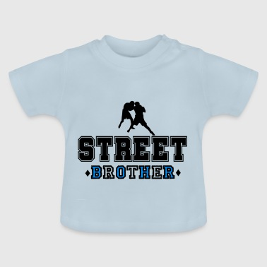 Nazi Fight Street Brother - Baby T-Shirt