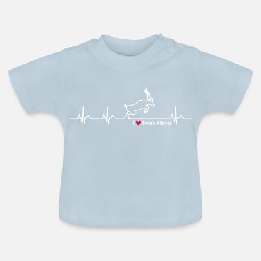 South Africa I love South Africa - Baby T-Shirt