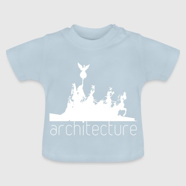 architectuur - Baby T-shirt