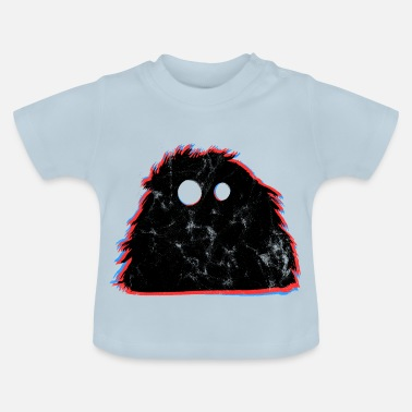 Witty Cute monster witty - Baby T-Shirt