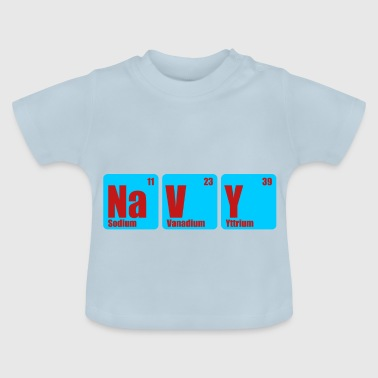 Navy science - Baby T-Shirt