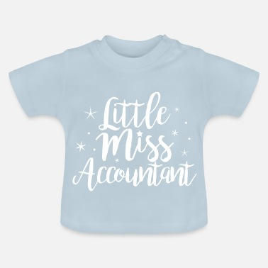 Little Italy Little miss revisor - Baby-T-shirt