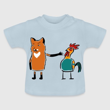 chicken31 - T-shirt Bébé