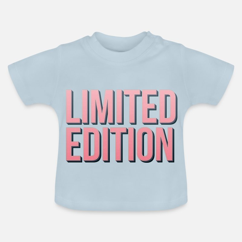 891fee4b9f329 Selflove Baby Clothing - Limited Edition cool logo in retro font - Baby T- Shirt