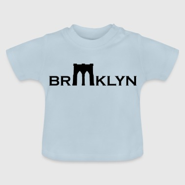 Brooklyn bridge - Baby T-Shirt