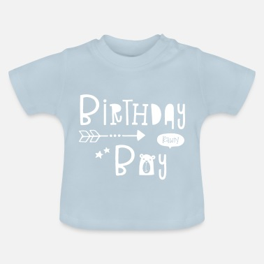 No Boys Birthday Boy - Boys - Boy - Boys - Child - Kids - Baby T-Shirt