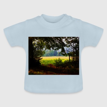 A beautiful view - Baby T-Shirt