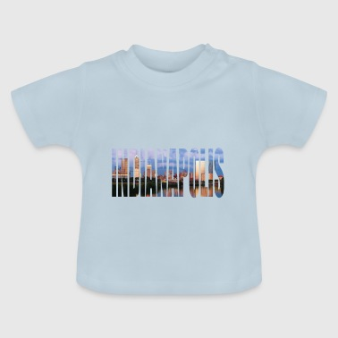 INDIANAPOLIS CITY - T-shirt Bébé