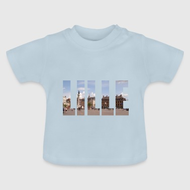 LILLE FRANCE - T-shirt Bébé