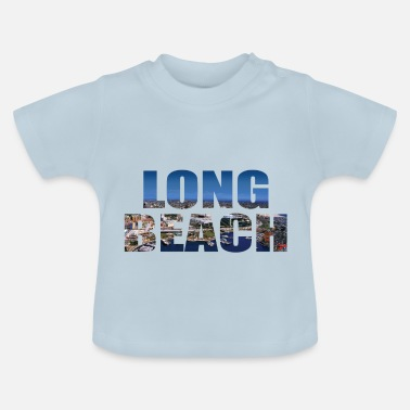 Long Beach LONG BEACH USA - Baby T-Shirt