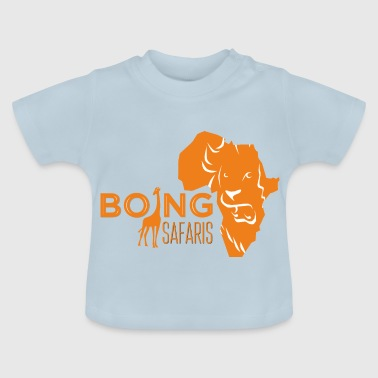 safaris - T-shirt Bébé