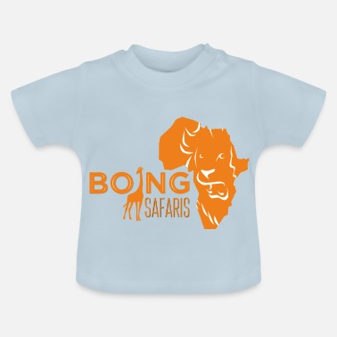 Safari safaris - T-shirt Bébé
