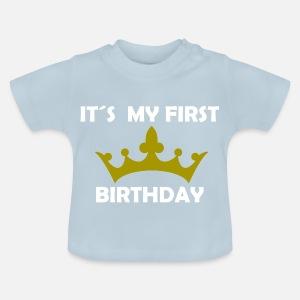 Geburtstag Kind 1 Jahr Geschenk Krone Spruch Von Spidershirt