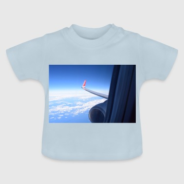 Wing view - Baby T-Shirt