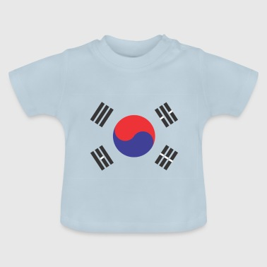 South Korea - Baby T-Shirt