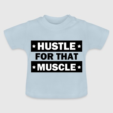 muscles - Baby T-Shirt