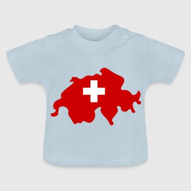 Switzerland - Baby T-Shirt