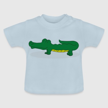 crocodile - Baby T-Shirt