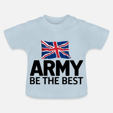 Army Army Flag - Baby T-Shirt