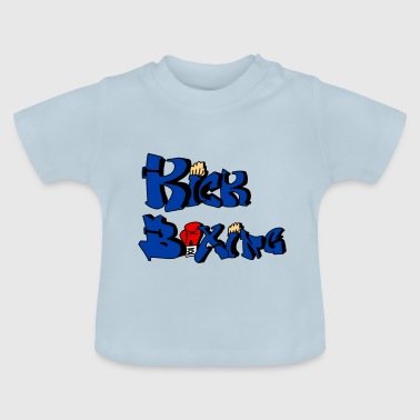 Kick Boxing - Baby T-Shirt