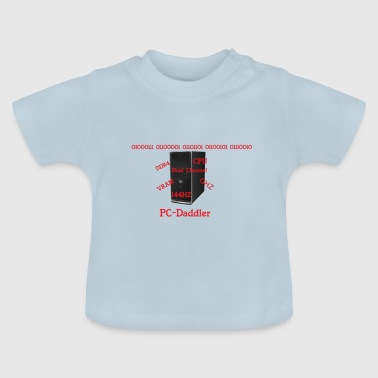 PC Daddler - T-shirt Bébé
