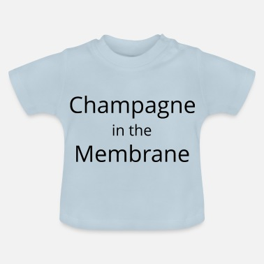 Champagne champagne - Baby T-Shirt