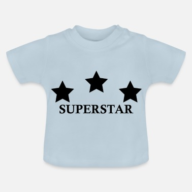 Superstar SUPERSTAR - Baby-T-shirt