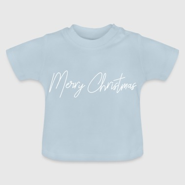 God jul - God jul - Baby-T-shirt