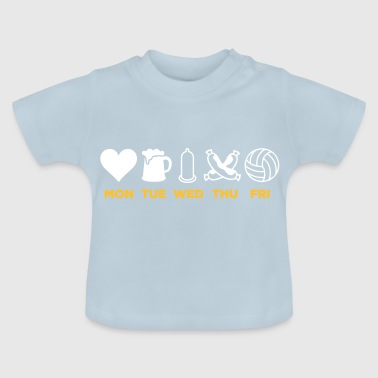 The Male Week - Baby T-Shirt