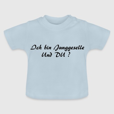 Junggeselle - Baby T-Shirt