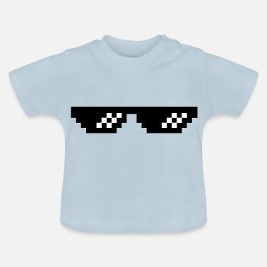 Vêtements Bébé Lunettes à commander en ligne   Spreadshirt 84c9f8d5d269