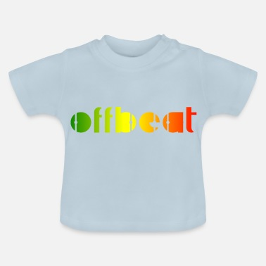 Reggae Music Offbeat, Reggae music - Baby T-Shirt