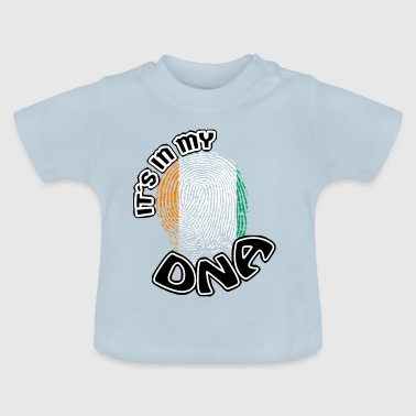 Gift Its in my dna dns roots Ivory Coast - Baby T-Shirt