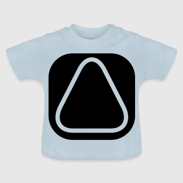 SQUARES VIERECKE CLEAN - Baby T-Shirt