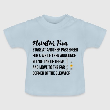 Lift Fun - Baby T-shirt