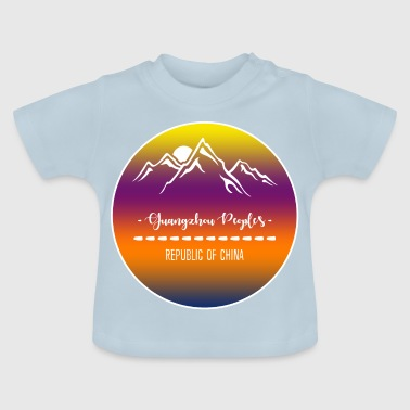 Guangzhou Volksrepublik China - Baby T-Shirt