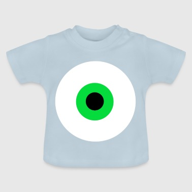 Großes Auge - Baby T-Shirt
