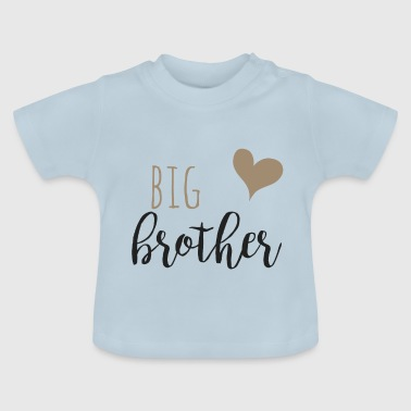 Big Family big brother family shirt - Baby T-Shirt