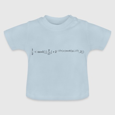 tupper formule - Baby T-shirt
