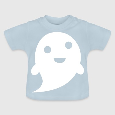 Ghost Ghost Ghost Ghost Monster Haunted - Baby T-Shirt