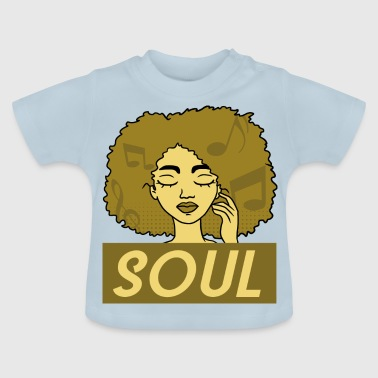 Afro Soul - Baby T-Shirt