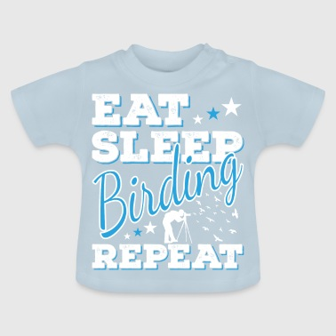 Birding Birdwatching Quote Funny Gift - Baby T-shirt