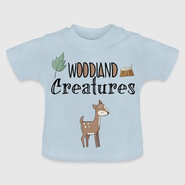 forest dwellers - Baby T-Shirt