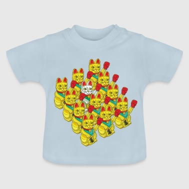 MANEKIS ATTACK - Camiseta bebé