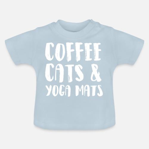 Yoga Lustig Witzig Geschenk Zen Geburtstag Funny Baby T Shirt